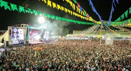 São João de Caruaru é considerado uma das maiores festas juninas do Brasil