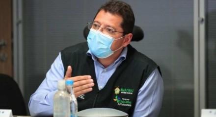 Secretário de Saúde (SES-AM), Marcellus Campêlo