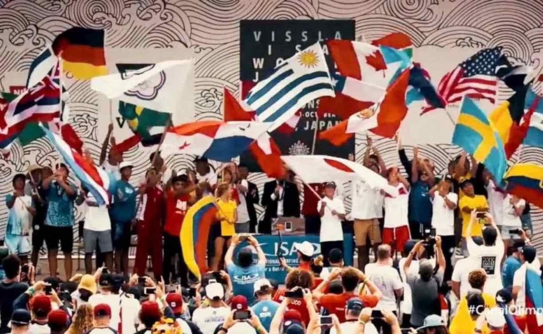 ISA expõe atletas olímpicos ao Coronavírus