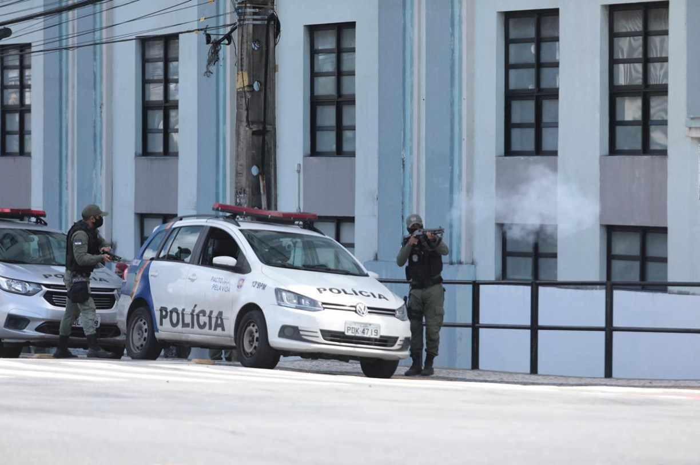 Secretaria de Defesa já sabe quem atirou e deixou homem parcialmente cego no Recife durante protesto contra Bolsonaro