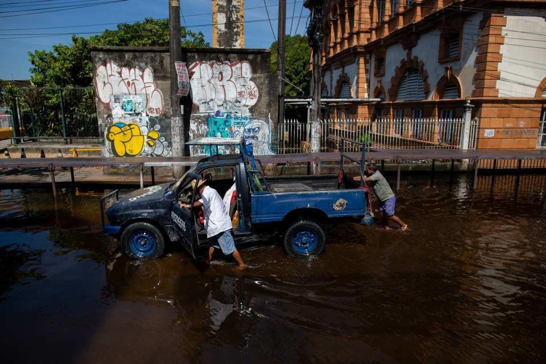Michael DANTAS / AFP