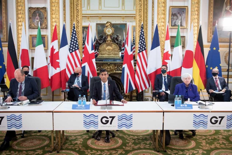G7 anuncia acordo histórico para tributar gigantes multinacionais e big techs; entenda o que muda