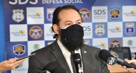 Secretário de Defesa Social, Humberto Freire