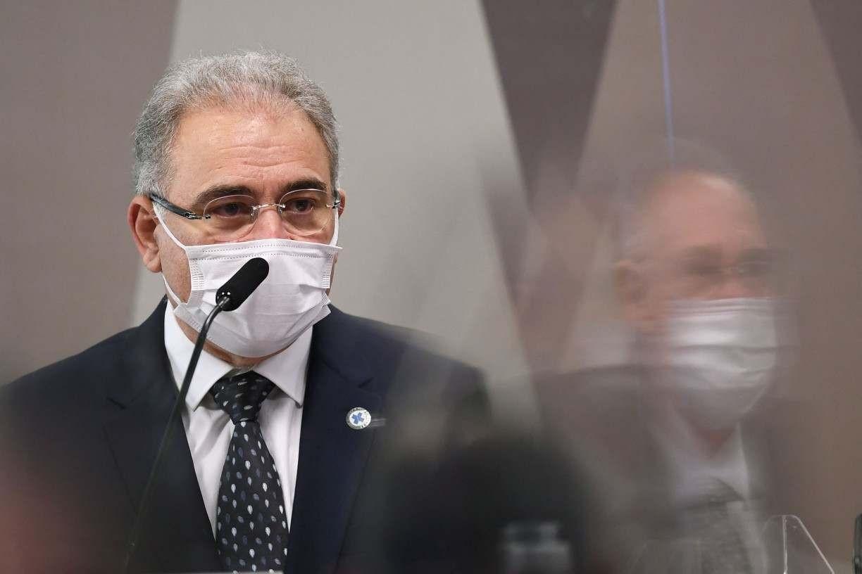 Queiroga procurou proteger Bolsonaro na CPI da Covid; não há autonomia no Ministério da Saúde, diz senador