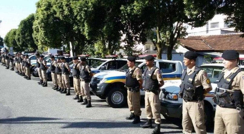 Divulgação/Polícia Militar de Minas Gerais