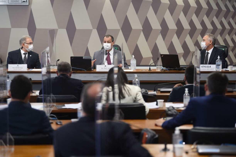 Decisão do STF sobre convocação de governadores para a CPI da Covid deve sair nos próximos dias