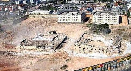 Carandiru foi parcialmente demolido em 2002