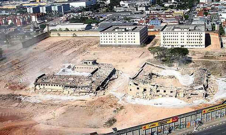 Graves problemas envolvem o sistema penitenciário brasileiro