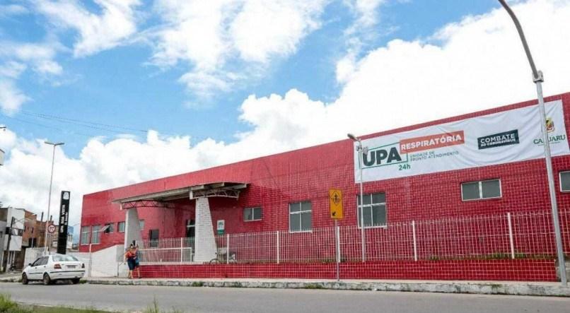 Janaína Pepeu/Prefeitura de Caruaru