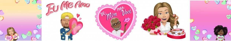 Avatares no Facebook para comemorar o Dia dos Namorados