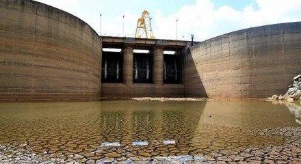 Os reservatórios do Sudeste/Centro-Oeste estão com menos água devido à falta de chuvas