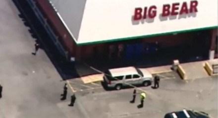 Funcionária da rede de supermercado Big Beer foi morta a tiros por um cliente