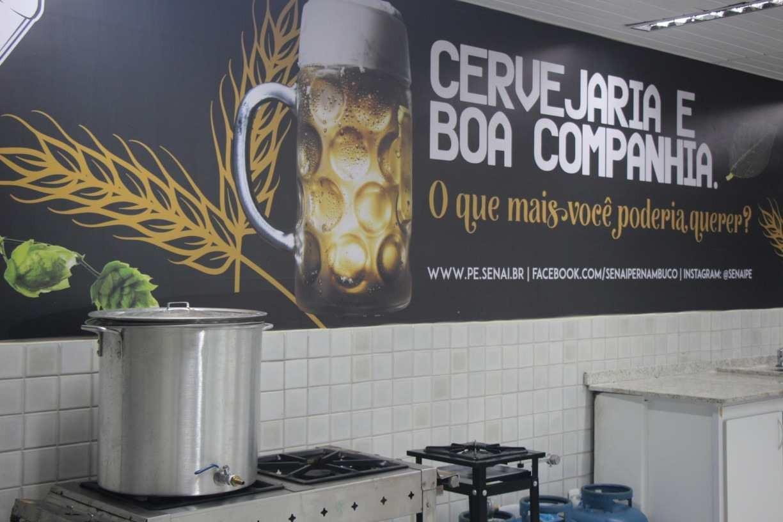 Senai vai ensinar a fazer cerveja artesanal em casa