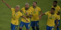 Brasil segue avassalador contra os adversários continentais