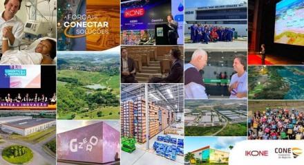 O Cone (Condomínio de Negócios) completou 10 anos em 2020