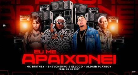 Novo single da dupla Shevchenko e Elloco conta com as participações de Aldair Playboy e MC Britney