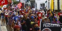 Palavras-chave: Protesto - Manifestação - Fora - Bolsonaro - Covid - Corona - Manifestante ##