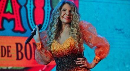 Elba Ramalho na Live da TV Jornal