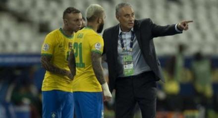 Brasil chegou a quatro vitórias em quatro jogos na Copa América
