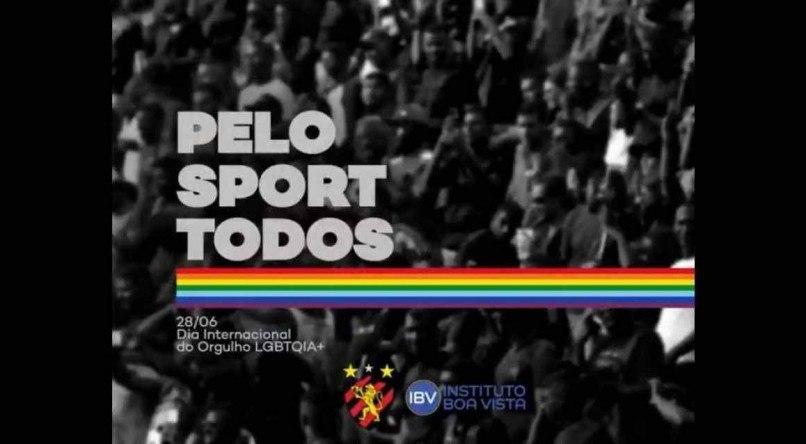 REPRODUÇÃO/SPORT CLUB DO RECIFE