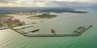 O Complexo Industrial Portuário de Suape foi fundado há 42 anos no Litoral Sul de Pernambuco, entre os municípios de Ipojuca e Cabo de Santos Agostinho