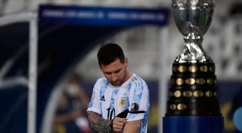 AFP/MAURO PIMENTEL