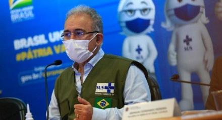 Brasil ultrapassa marca de 110 milhões de doses de vacinas aplicadas