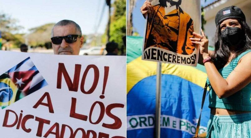 SÉRGIO LIMA/AFP
