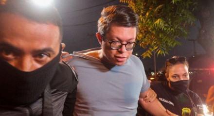O músico DJ Ivis foi preso nesta quarta-feira (14)