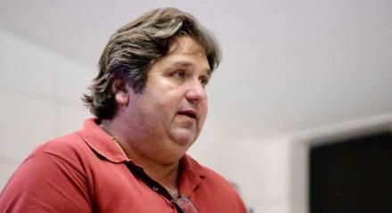 Nelo Campos, vice-presidente de futebol do Sport