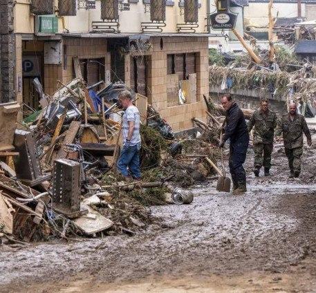 TORSTEN SILZ / AFP