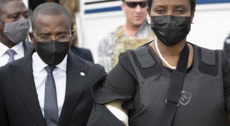 AFP PHOTO / Michel Jr. DESSOURCES / HANDOUT