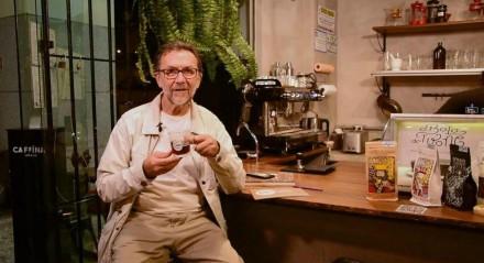 No 5º episódio do Café & Conversa, você confere ainda a apresentação de um livro que traz receitas com café