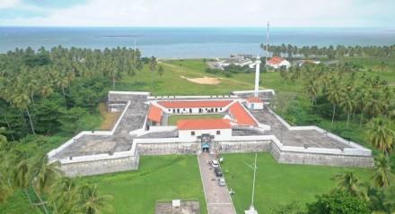 O Forte Santo Inácio de Loyola será mostrado no programa Cores e Sabores de Tamandaré no próximo dia 7.