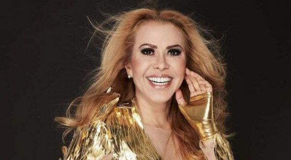 A cantora Joelma será uma das atrações da live 'Show do Beto Caju'