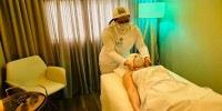 Massagem wellness