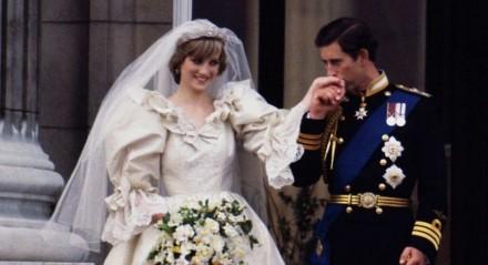 Casamento de Charles e Diana