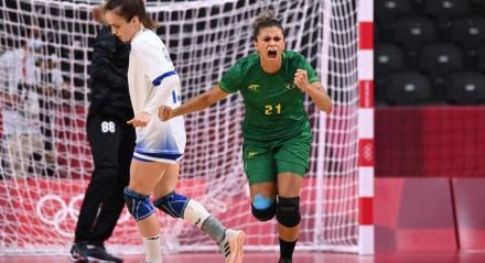 Brasil estreou com empate com as russas