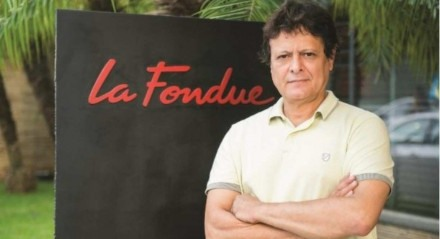 Empresário Beto Mergulhão fundou o restaurante La Fondue Unique