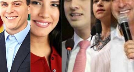 Nova geração de políticos de Pernambuco se apresenta