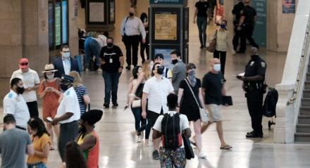 Estação Grand Central, em Nova York