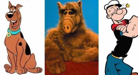 Personagens icônicos ficaram sem suas vozes originais