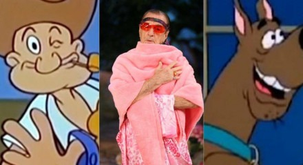 Orlando dublou personagens famosos da animação