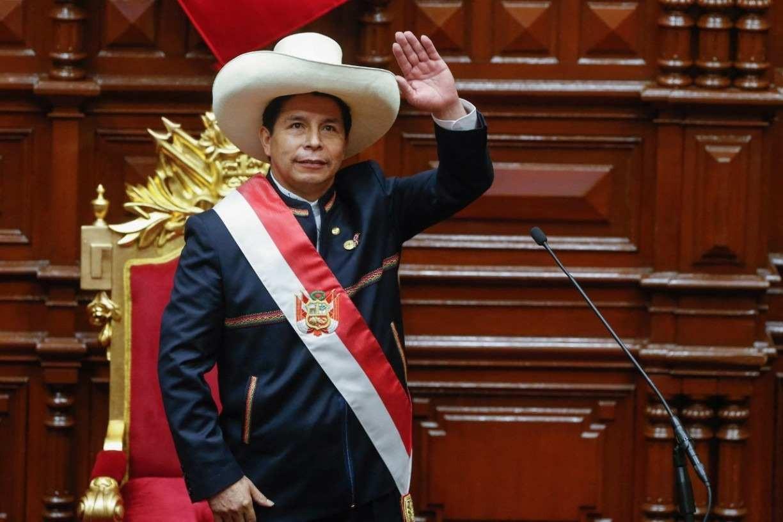 KAREL NAVARRO / PERUVIAN PRESIDENCY / AFP