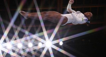 Rebeca Andrade superou várias lesões para chegar nos Jogos de Tóquio