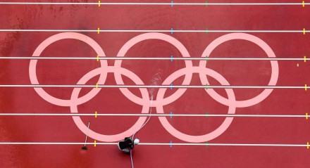 As provas de atletismo dos Jogos de Tóquio tiveram início nesta quinta-feira (29).