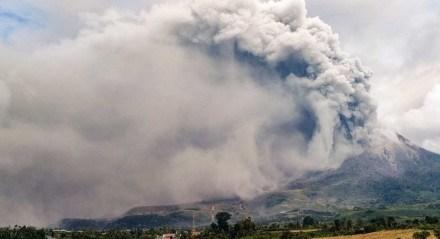 A Indonésia - um arquipélago de mais de 17.000 ilhas - tem cerca de 130 vulcões ativos