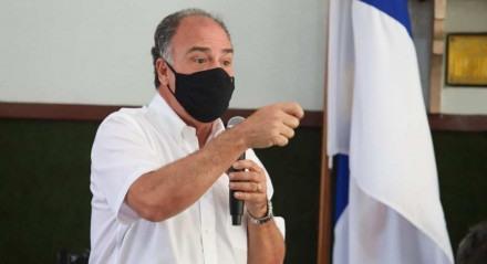 O senador Fernando Bezerra Coelho (MDB) diz que o governo federal não pode ser responsabilizado pela conclusão do ramal cearense da Transnordestina e diz que o governo de Pernambuco não agiu pra viabilizar o ramal que chegaria a Suape