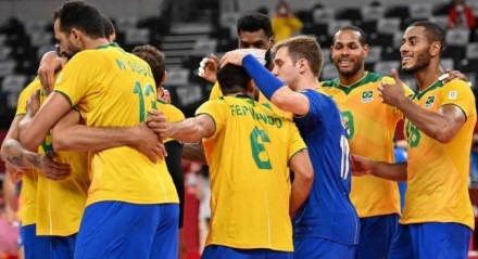 Brasil não vencia os Estados Unidos em Olimpíadas há 29 anos.