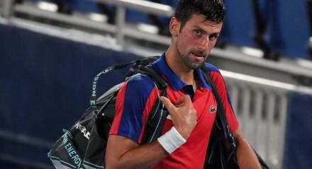 Sérvio perdeu a semifinal dos Jogos Olímpicos de Tóquio para o alemão Alexander Zverev, de virada, por 2 sets a 1, com parciais de 1/6, 6/3 e 6/1.